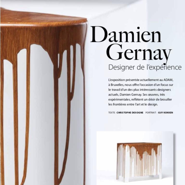 Collect - Damien Gernay - Designer de l'expérience